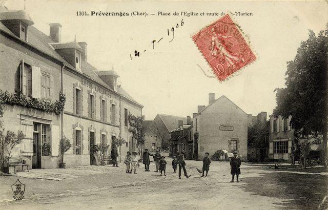 1304___place_de_l_eglise_et_route_de_st_marien__auxenfans_[1]