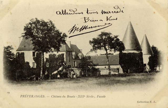 la tour du Boueix