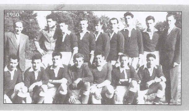 foot 1950