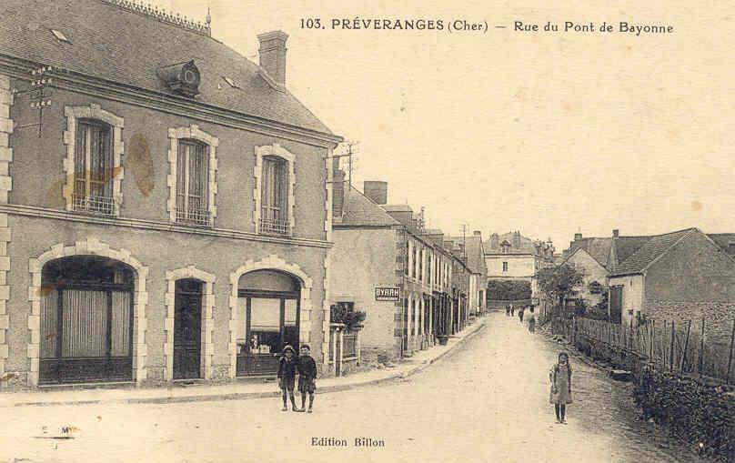 rue pont bayonne