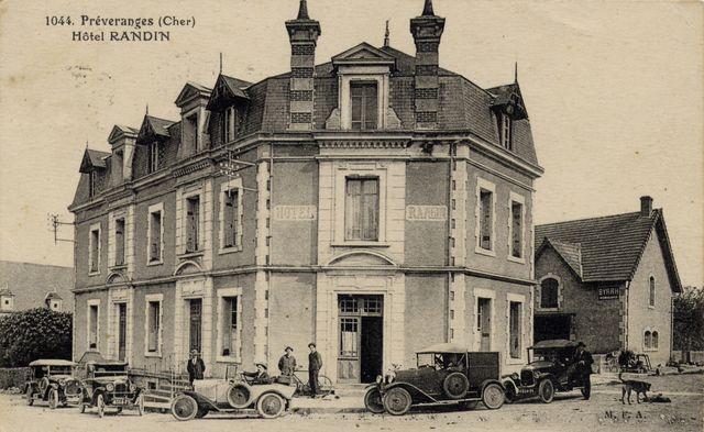 Hotel Randin