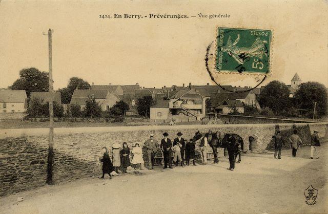 route de Châteaumeillant