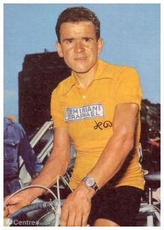 Un cycliste professionnel avait des attaches familiales à Préveranges