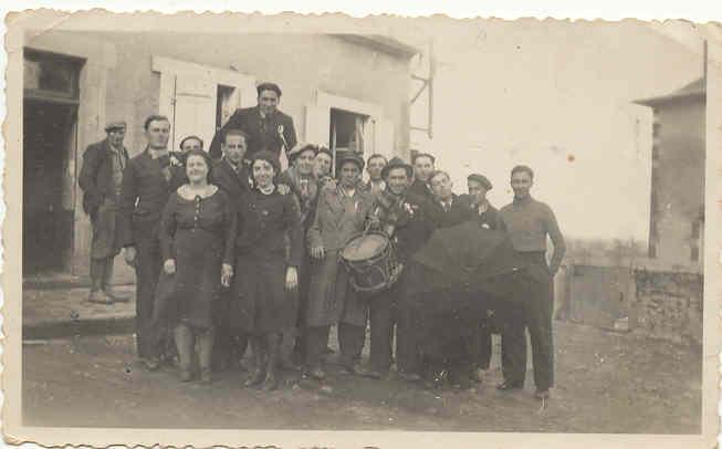 Conscrits preveranges 1943