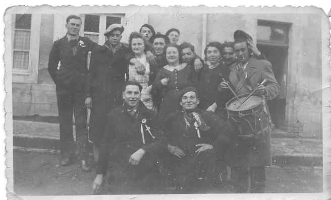 Conscrits preveranges 1944