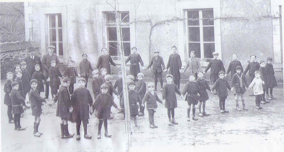 école des garçons 1930