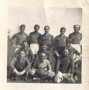 Foot en 1943