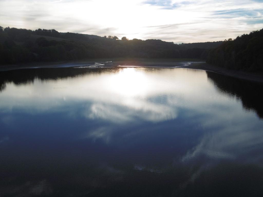 La joyeuse arrivee au lac de sidiailles