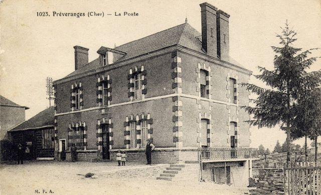 La poste avant 1951