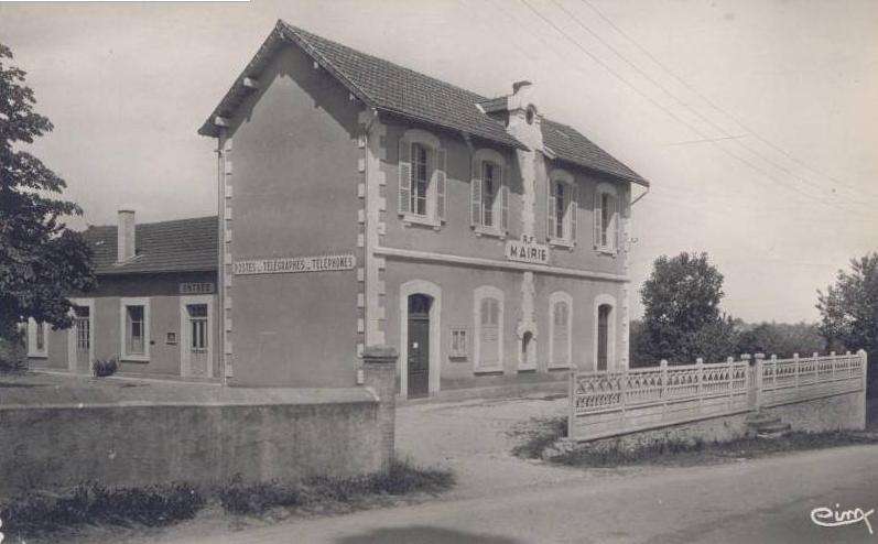 poste et mairie