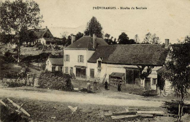 Moulin du saulzais edition marembert 1