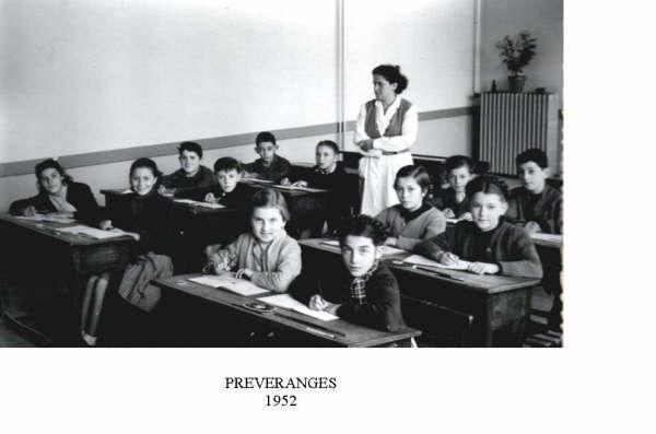 Preveranges 1952