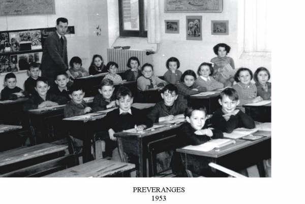 Preveranges 1953