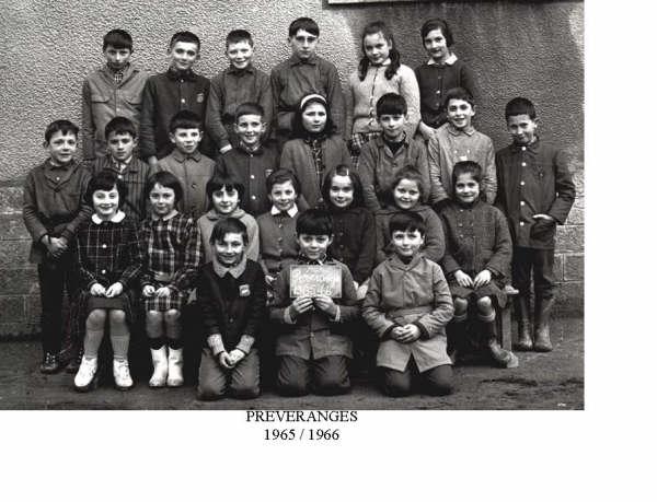 Preveranges 1965 1966 b