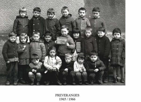 Preveranges 1965 1966 c